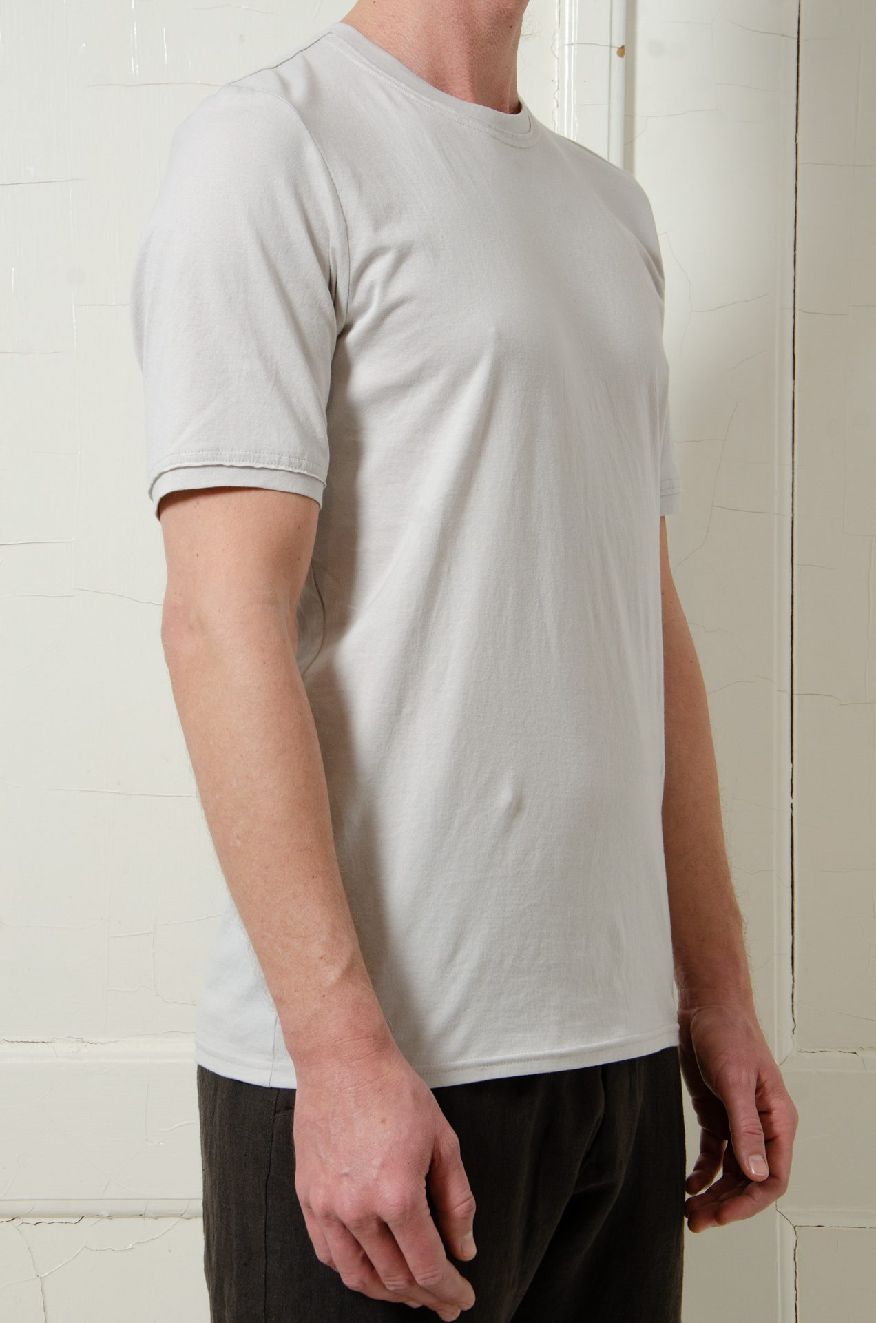 hannibal t shirt abel light grey 2