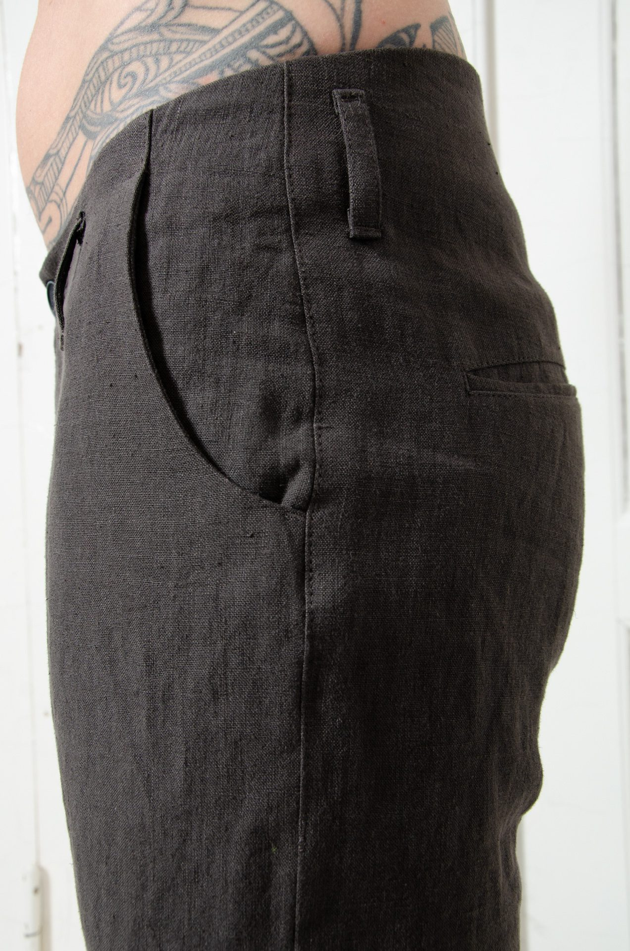 hannibal trousers herman carbon 7 1